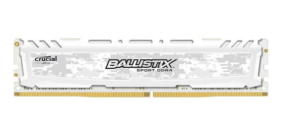 Memória RAM 8 GB 1x8GB Crucial BLS8G4D240FSC