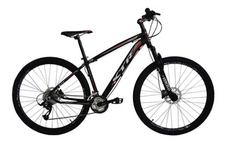 Bicicleta Aro 29 Ktr Xt Alum 27v Freio Hidráulico Shimano