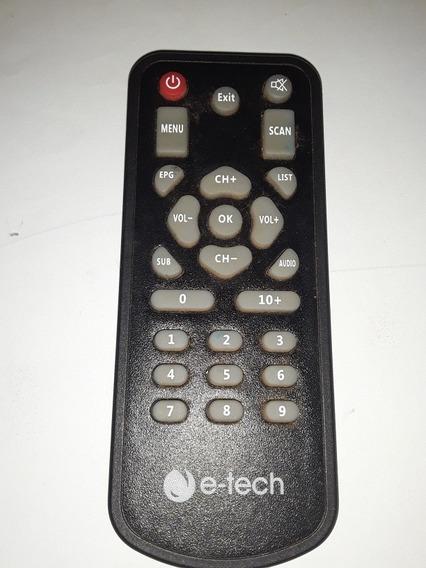 Controle De Receptor Tv Digital