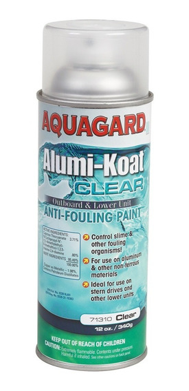 Aquagard Ii Alumi -koat Rociar F / Outboards Y Outdrives - 1