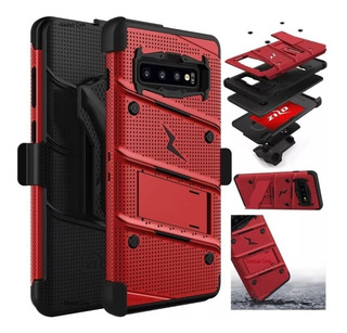 Case Galaxy S10 Plus S9 S8+ S8 Cover iPhone Xs Max X Note 9