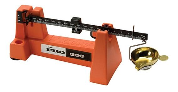 Balança De Precisão Analógica Lyman Pro 500