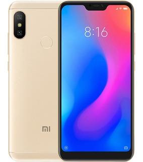 Xiaomi Mi A2 Lite 32gb Dual 5.84 + Película+capa+nota Fiscal