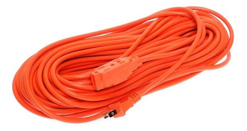 Imagen 1 de 5 de Igoto Er13-30na Extension Uso Rudo Naranja De 30 M