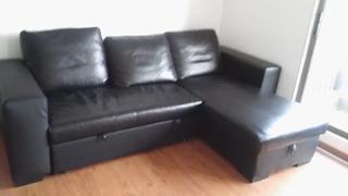 Mueble En L Para La Sala Sofa Cama