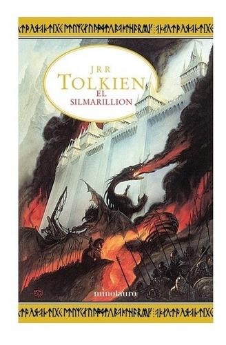 Imagen 1 de 2 de Libro El Silmarillion ( Bolsillo ) - J. R. R. Tolkien