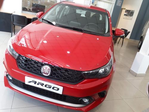 Fiat Argo 0km Drive 1.3 99cv Pack Conectividad 2021 Plan 100