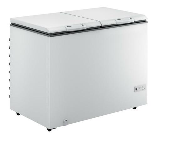 Freezer Horizontal Consul 2 Portas 414l Chb42eb