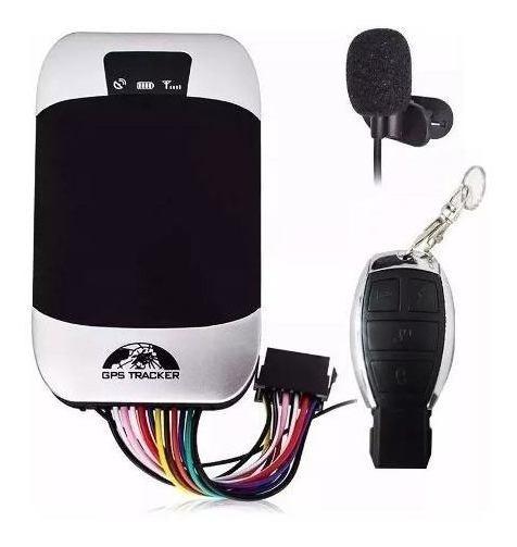 Rastreador Gps Bloqueador Coban Veicular Tk-303g Moto Carro