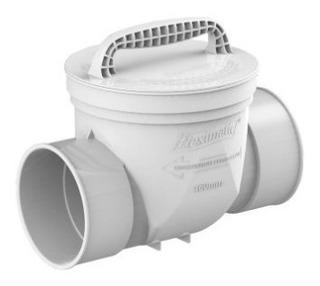 Valvula Drenaje Check Anti-retorno Pvc 6 Trampa Anti-olores