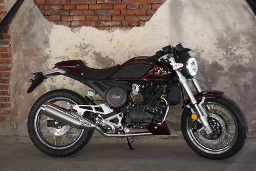 Zanella Ceccato X 250 0 Km Ahora12/18 Solo Dni Contado
