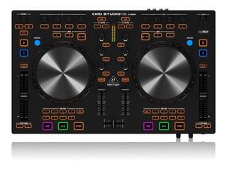 Controlador Dj Behringer Cmd Studio 4a Midi 4 Canales