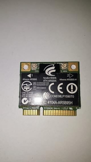 Placa Pci Wifi Wireless Ath-ar5b95