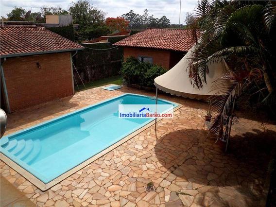 Casa Residencial À Venda, Chácara Santa Margarida, Campinas. - Ca0465