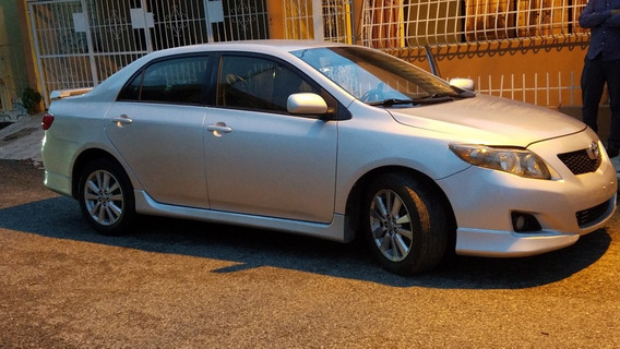 Toyota Corolla Tipo S 2009 Clean