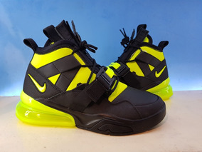 Tenis Nike Air Force 270 Utility Black Volt