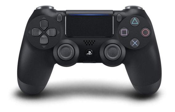 Controle Sem Fio Dualshock 4 Sony Para Ps4 Preto