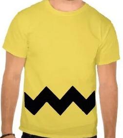 Camisetas Charlie Brown - Snoopy Papai Camisa Adulto