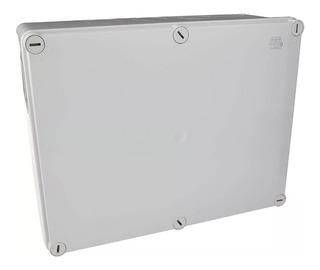 Caja Estanca Abb® Ip65 31x24x11cm Tornillos Y Tapa A Presión
