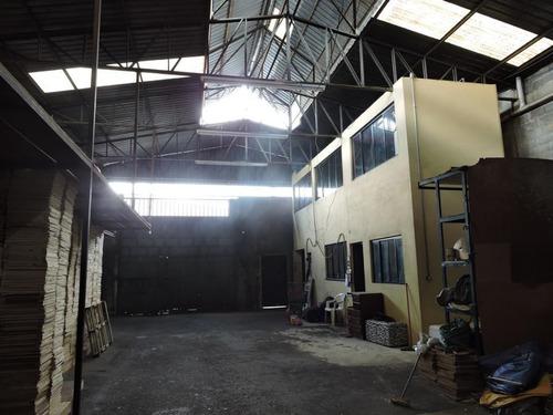 Galpão Industrial À Venda, Vila Guarani, São Paulo. - Ga0416