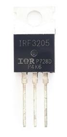 Kit 25 Peças Transistor Irf3205 * Irf 3205 - Original