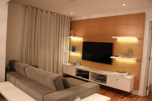 Imagem 1 de 26 de Apartamento Com 4 Dormitórios De 157 M² Para Locação Por R$ 6.500/mês Na Vila Mariana - Ap12466