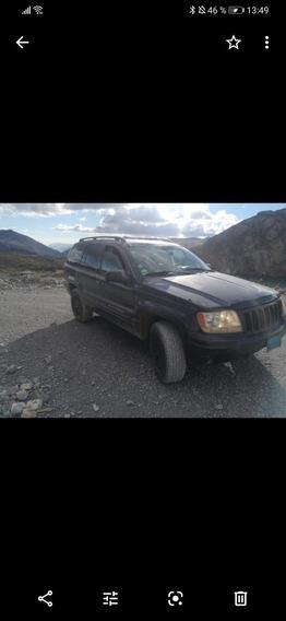 Jeep Grand Cherokee Límites 8 En V. 4x4