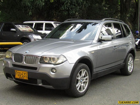 Bmw X3 [e83] 3.0si At 3000cc