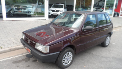 Fiat Uno 1.0 Mpi Mille Fire 8v Gasolina 4p Manual