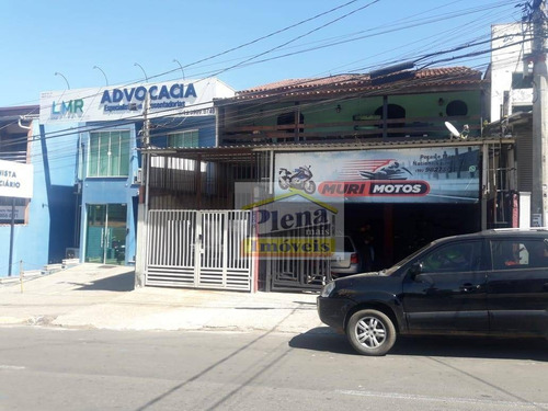 Casa Para Alugar - Vila Real - Hortolândia/sp - Ca4358