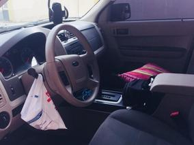 Ford Escape 2012, Blanca, 4 Cilindro , 4x4, Precio 575,000