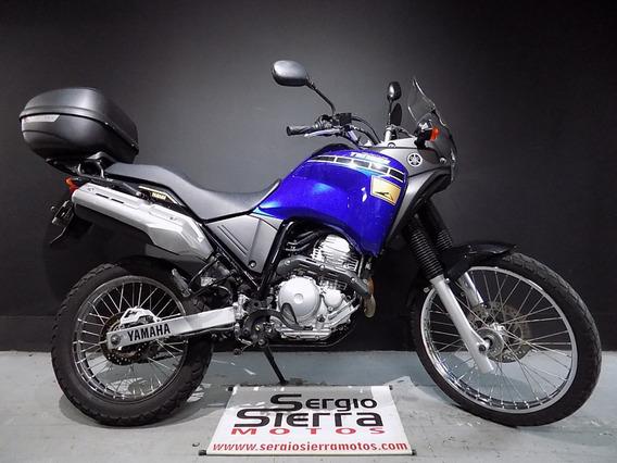 Yamaha Tenere250 Azul 2014
