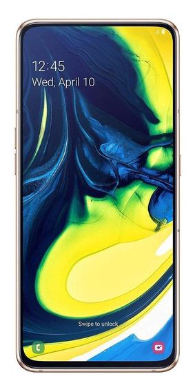 Samsung Galaxy A80 Dual SIM 128 GB Angel gold 8 GB RAM