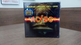 Acdc Broadcast Collection 1974-1988 - Box Com 14 Cds