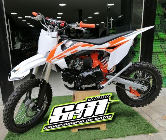 Moto Cross Enduro Highper 150cc Nueva