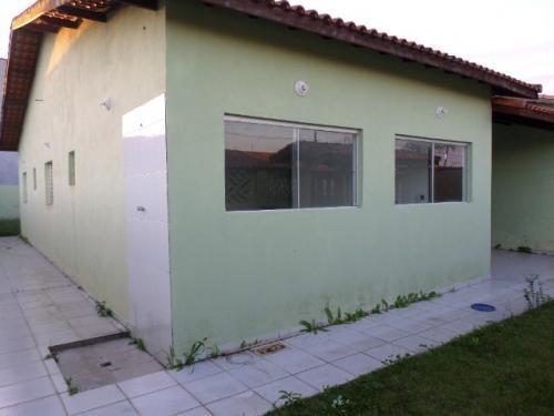 Imagem 1 de 14 de Casa Ficando Lado Praia Em Itanhaém - 2400 | Sanm