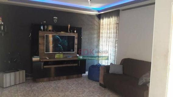 Casa Com 3 Dormitórios À Venda Por R$ 250.000,00 - Residencial Pasin - Pindamonhangaba/sp - Ca2682
