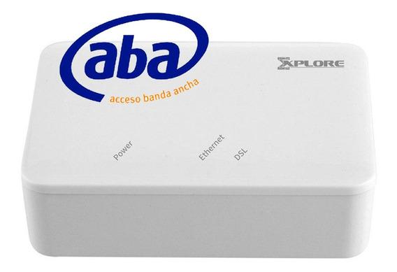 Modem Adsl2+ Banda Ancha Aba Cantv Internet Tienda Garantia