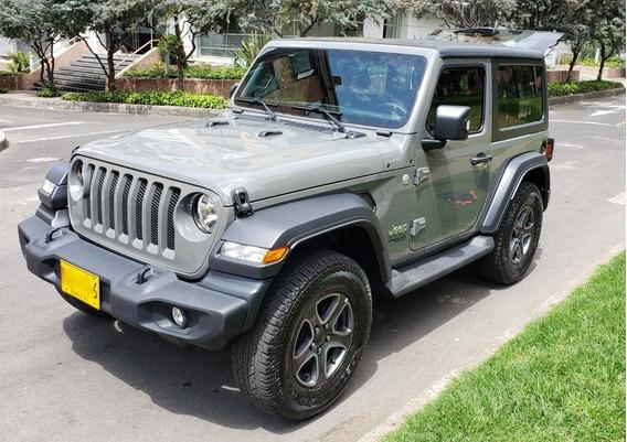Jeep Wrangler Jl Sport 3.6 4x4 2019