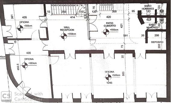 Oficinas/ Local Rosario Planta Alta 193 M2 Rioja Y Dorrego
