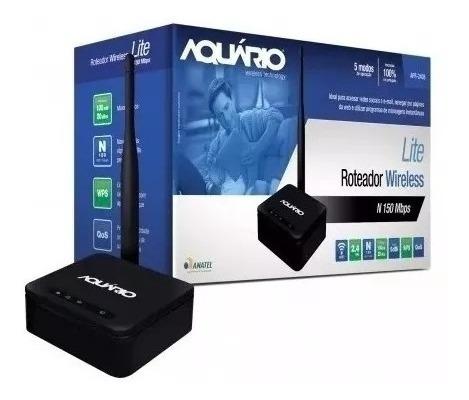 Roteador Apr-2408 Wireless Lite 2 Portas N 150 Mbps