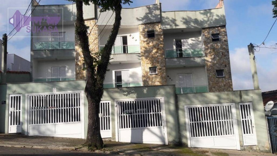 Apartamento À Venda, 60 M² Por R$ 270.000,00 - Vila Pires - Santo André/sp - Ap1062