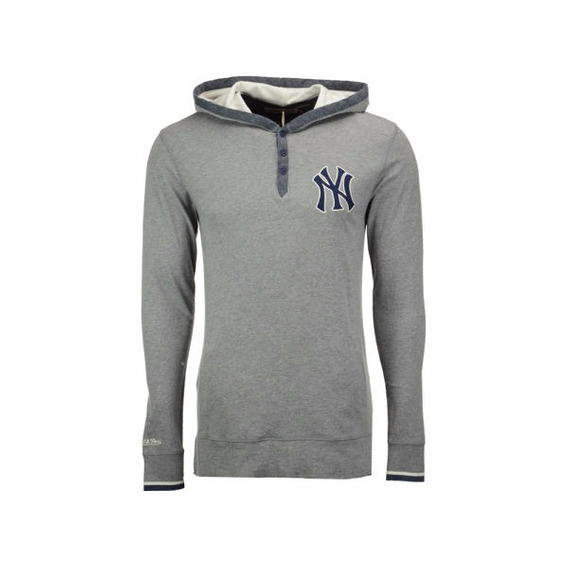Sudadera Mitchell Y Ness Beisbol Mlb Yankees De Nueva York