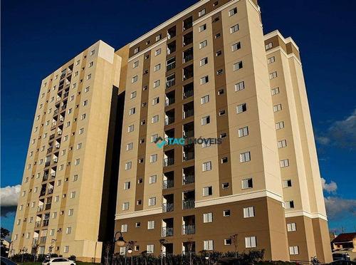 Imagem 1 de 6 de Apartamento Com 3 Dormitórios À Venda, 87 M² Por R$ 415.000,00 - Vila Nova - Itu/sp - Ap2939