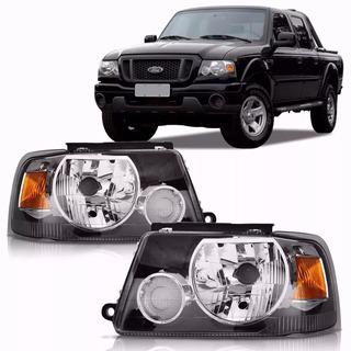 Juego Optica Ford Ranger 2004 2005 2006 2007 2008 2009