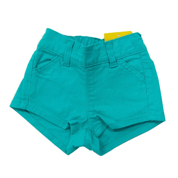 Pantalon Short Niñas Pampero Original ( Angela Gabardina)