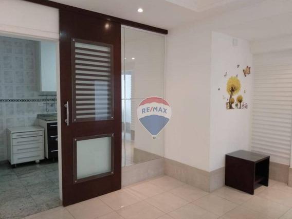Apartamento 3, Dormitorios E 2 Suites, 2 Vagas, Na Praça Do Habbibs - Ap0378