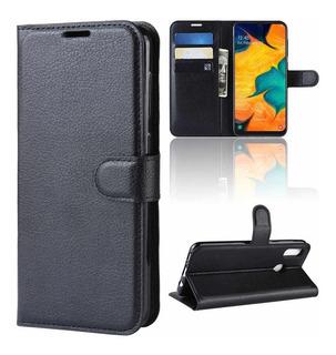 Estuche Agenda Samsung A10 A20 A30 A50 Flip Cover Librito