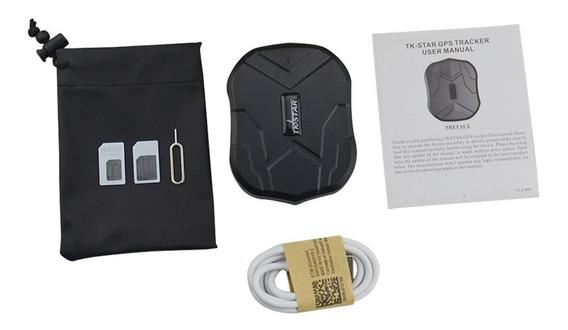 Rastreador Veicular Tk905 Gps S/ Mensalidade C/ Imã Pronta Entrega