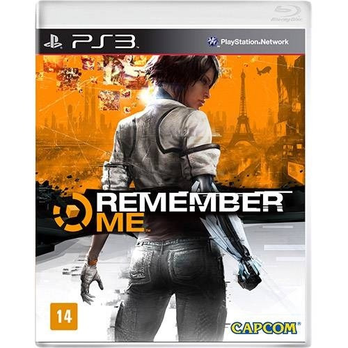 Remember Me (mídia Física - Lacrado) - Ps3